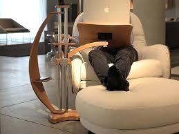 swivel arm laptop table swivel table for recliner swivel laptop table for recliner