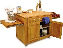 Kitchen Island On Casters Kitchen Cart On Wheels 10 Photos To Stainless Steel Kitchen Carts