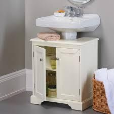 bathroom sink organizer ideas pedestal sink storage cabinet best 25 pedestal sink storage