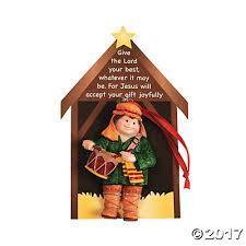 drummer boy ornaments