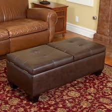 shop best selling home decor merrill chocolate brown faux leather
