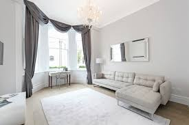 Light Grey Drapes Drapes For Living Rooms Living Room Transitional With Light Grey