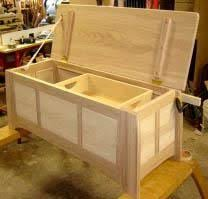 Making A Toy Box Plans by Rustic Reclaimed Cedar Toy Box Blanket Chest Coffee By Luckymargo