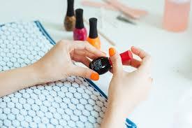 skipping the salon at home nail tricks