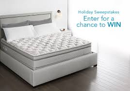 enter the holiday sweepstakes sleep number blog