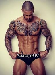 Mens Chest Tattoos - 100 of the best chest tattoos for