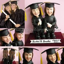 college graduate gift ideas personalized graduation gifts ideas figurines with custom