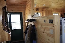 12v led lights cabin install offgridcabin