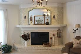 cottage instincts about that fireplace