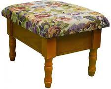 traditional ottomans footstools u0026 poufs ebay