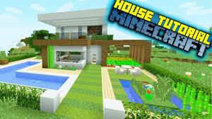 modern house minecraft wiederdude