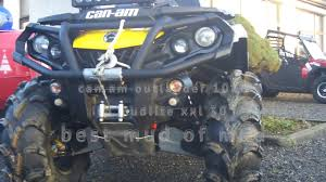 itp mud light tires can am 1000 itp mud lite xxl 30 youtube