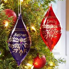 personalized birthstone ornaments personalized christmas ornaments 2018 ornaments at personal
