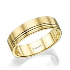 wedding gold rings mens wedding band wedding ring 14k gold ring mens wedding ring