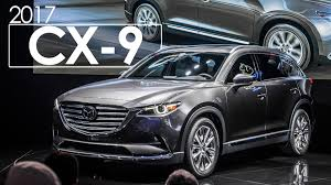 2017 mazda cx 9 2015 los angeles auto show youtube