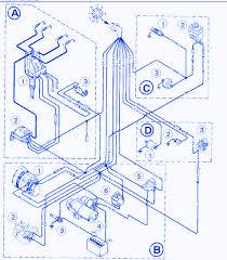 bayliner capri ls 2000 electrical circuit wiring diagram carfusebox