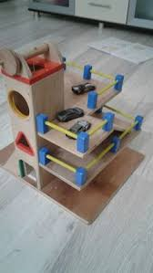 le garage garage giocattolo pinterest toy wooden toys and