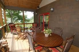 decks and porches maggie valley luxury