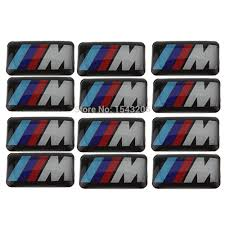 logo bmw 3d 10x tec sport wheel badge 3d emblem sticker decals logo for bmw m