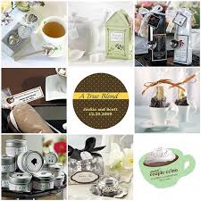 tea wedding favors coffee and tea wedding favors leave guests with warm memories