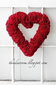 valentines day wreaths valentines day wreaths