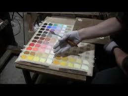 color chart exercise youtube