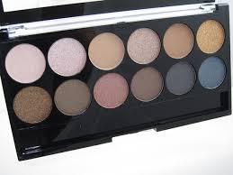 mua makeup school mua makeup academy eyeshadow palette review swatches