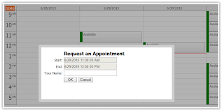 asp net doctor appointment scheduling c vb net sql server