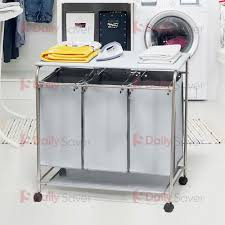 plastic laundry hamper laundry hamper 3 washing basket bag sort ironing board trolley