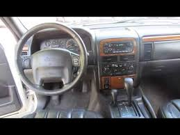 1999 jeep grand limited interior 1999 jeep grand falvey s motors inc norwich ct