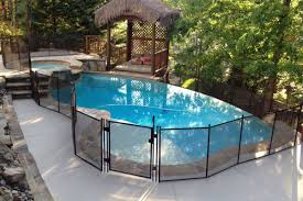 photos of pool fences for atlanta homes protect a child