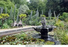 Ventnor Botanic Gardens Isle Wight Ventnor Botanical Gardens Stock Photos Isle Wight