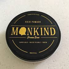 Pomade Di Pasaran mankind hair pomade hold premium brand water soluble