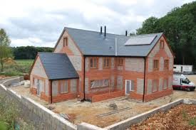 build your own building how to self build your own home cotswold property market