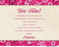 birthday thank you card pink pony thank you cards bandanna birthday