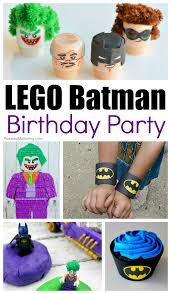batman birthday party ideas 20 awesome lego batman birthday party ideas