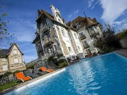 chambre d hote deauville avec piscine hôtel augeval hello famille