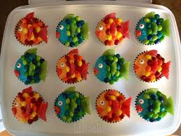The 25 Best Fish Cupcakes Ideas On Pinterest Fishing Cupcakes