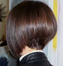 photos of the back of short angled bob haircuts short angled bob hairstyles back view short hairstyles for women