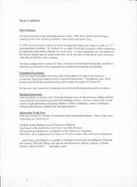 Resume For Tim Hortons Job by Q Plumbing U0026 Heating Plumber U0026 Gas Fitter In Salmon Arm U0026 Shuswap