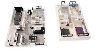 plan maison 4 chambres etage célès 126 m 4 chambres maisons d en atlantique