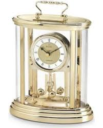 personalized anniversary clock find the best deals on personalized bulova amesbury gold