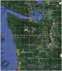 Hell Michigan Map by Pacific Coast Tsunami Risk Maps Building Codes Tweaked So We U0027ll