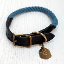 nola dog collar etsy review handmade rope dog collars and leashes by blink dog milk
