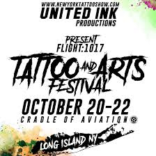 united ink productions flight 1017 tattoo u0026 arts festival comes