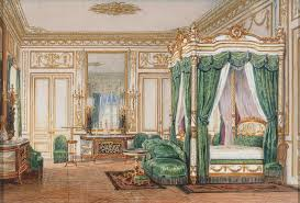 chambre napoleon 3 st tyl 3 beds for empress eugenie