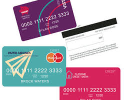 debit cards for kids pretend credit card etsy