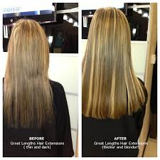 great hair extensions photos vitopini salon spa