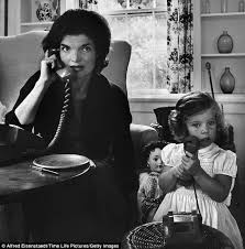 Caroline Kennedy S Children The Private World Of Jackie Kennedy Rare Pictures Provide A