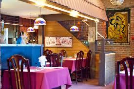beautiful dark brown wood glass unique design best restaurant in